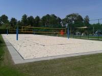 Beachvolleyballplätze öffentlich