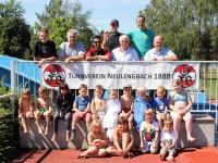 Schwimmkurs 2018
