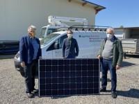 Photovoltaik- und Speicheranlage Bauhof