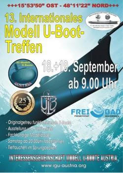 13. Internationales U-Boot-Treffen