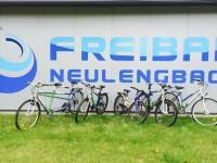 Gratis Fahrradverleih